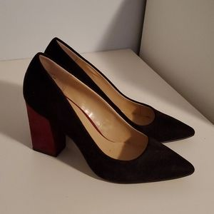 Expression (the bay) high heels 7